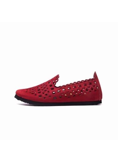 Comfortfusse Babet Kırmızı